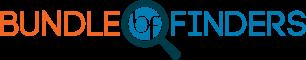 BundleFinders Logo Blue and Orange