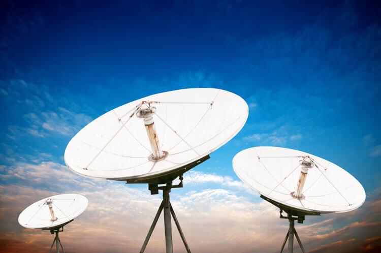 viasat satellite internet tower